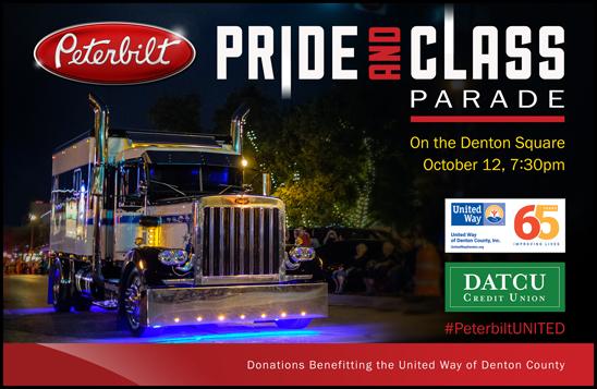 Peterbilt 2018 Pride and Class Parade Poster