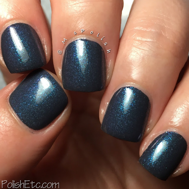 Takko Lacquer - 2017 Sample #2 - McPolish