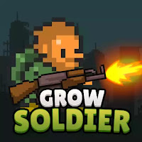 Grow Soldier – Idle Merge Game  (Mod Apk Unlimited Gold Coins)