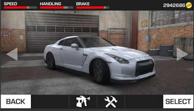 Game Mobil Balap Offline Redline Unlimited APK