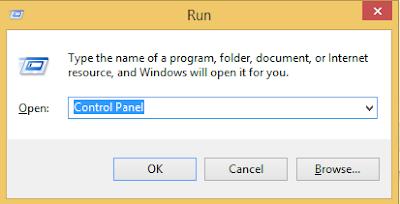 """""""cara membuka control panel lewat run"""""""