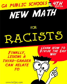 discrimination with math for racists