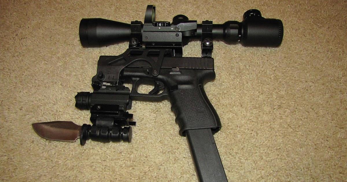 SNAFU Never use gun mods for self defensedutythey