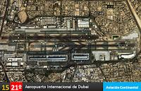 El mega Aeropuerto Internacional de Dubai