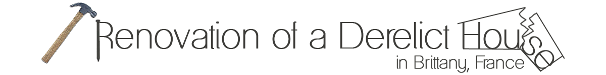 Renovation of a Derelict House in Brittany, France