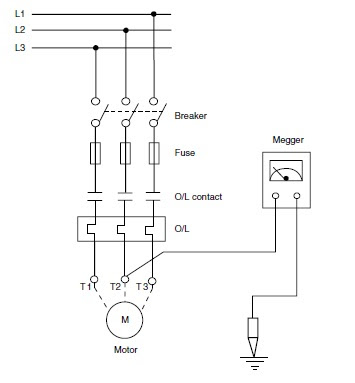 YStart DeltaRun 12Leads together with Single Phase Refrigeration  pressor 22 in addition Wiring Diagram For Overload Relay together with Ge 5kc43hg2326ex Wiring Help 214180 as well How To Wire A Single Phase Motor With Capacitor. on wiring diagram 3 phase compressor
