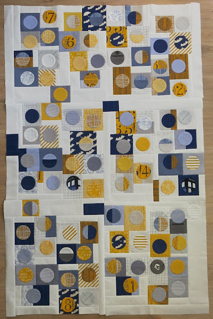Luna Lovequilts - Quilty 365 - Top #3 finished