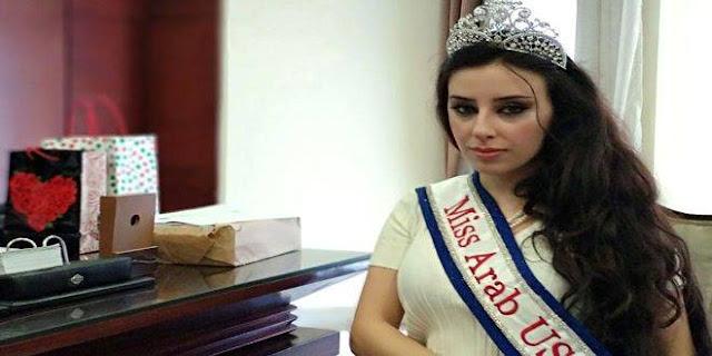 ملكة جمال العرب في أمريكا انتصارات الجيش وسام شرف على صدورنا
