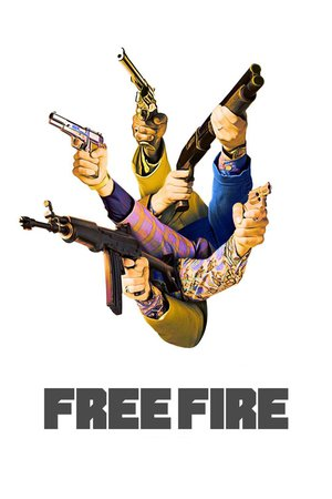 Poster Free Fire 2016