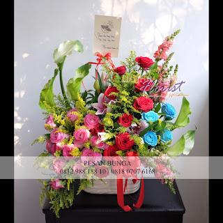 florist jakarta, toko bunga dijakarta utara, flowers advisor, madame florist, jual bunga meja murah, jual bunga meja bagus