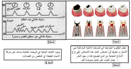 وضعية ادماجية لدرس التوازن الغذائي الجيل الثاني علوم طبيعية الرابعة متوسط