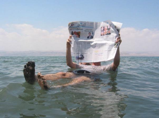 Kenapa Dilarang Melancong ke Tempat yang Dimurkai Allah Seperti Laut Mati di Jordan
