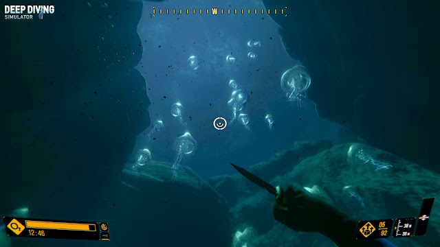 Deep Diving Simulator PC Full imagenes