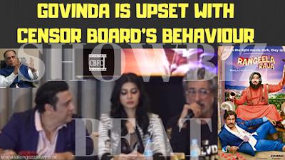 Govinda controversy