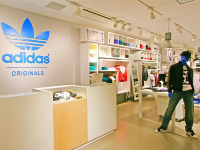 adidas pica a sus rivales con 20 nuevas tiendas