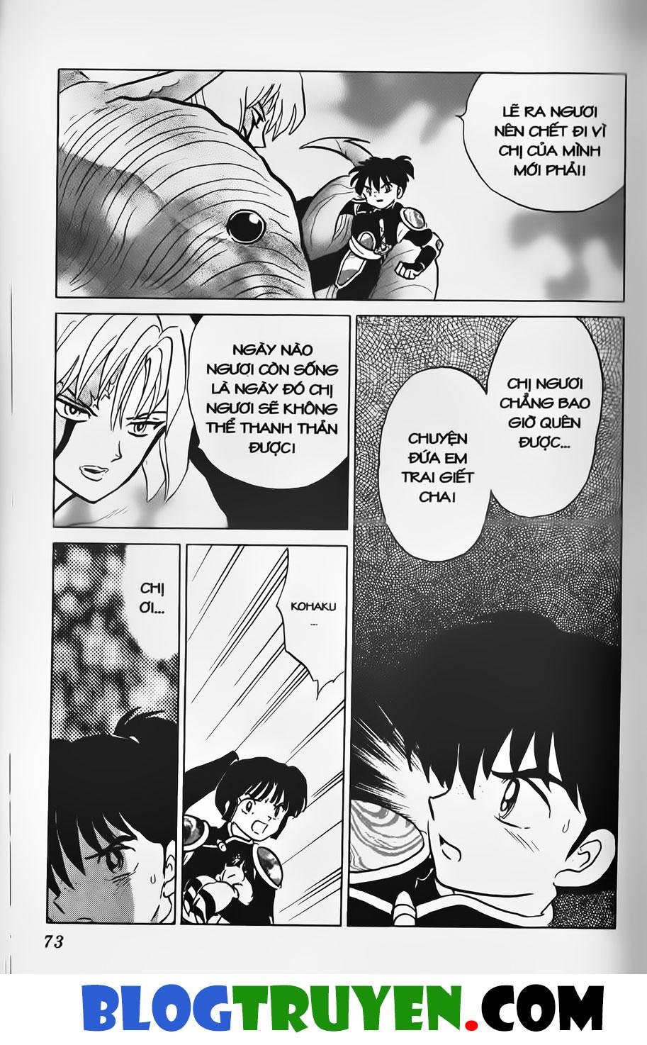 Inuyasha vol 38.4 trang 16