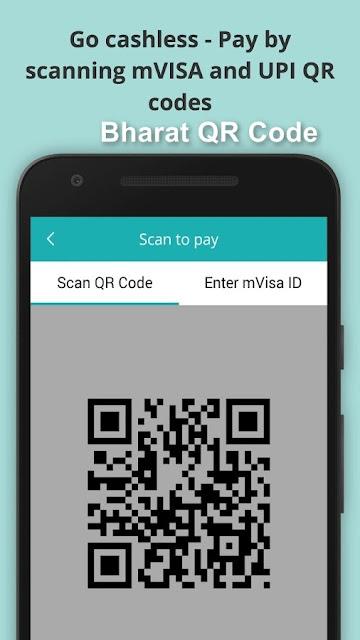 Bharat QR Code App