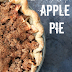 Crumbly Top Apple Pie --- Guest Post by Angie