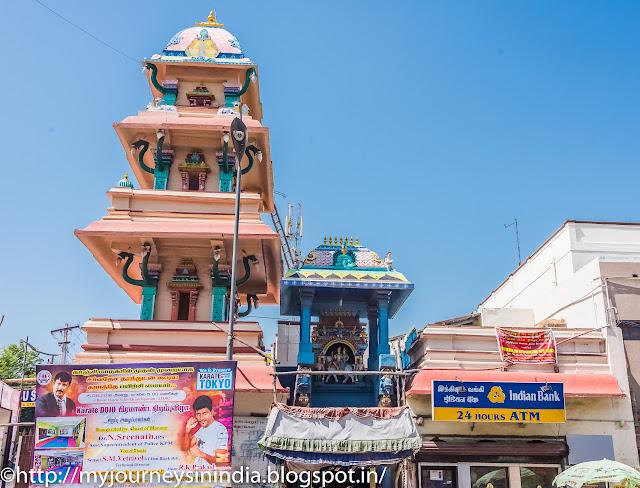 Sankara Mutt or Kanchipuram Kamakoti Peetham