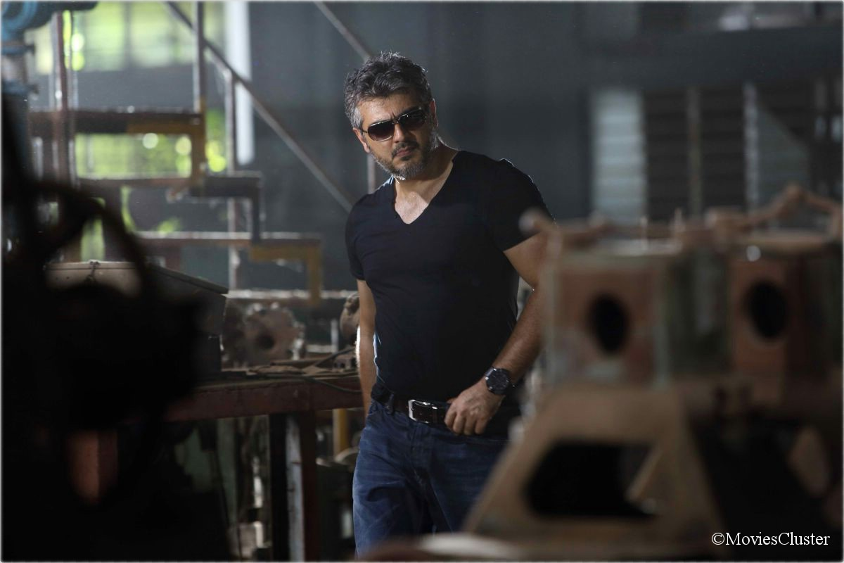 Aarambam Ajith Movie Trailer