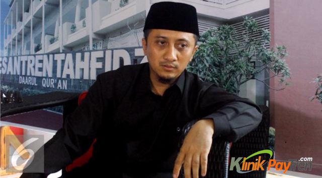 Biografi Ustadz Yusuf Mansur Owner PT Veritra Sentosa Internasional/Treni