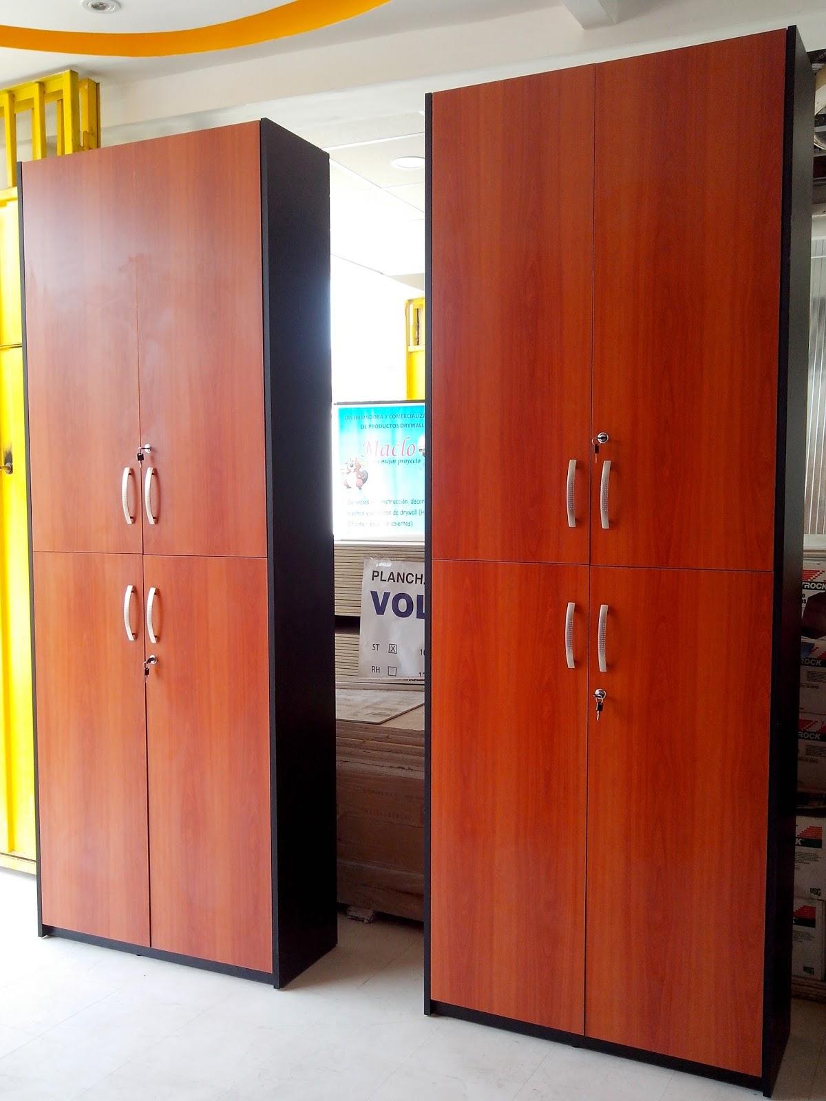 Maclo t mejor proyecto en drywall melamina y servicios for Muebles de oficina ejemplos