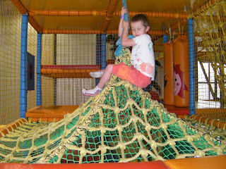 soft play children rope ladders and giant slides kids parties