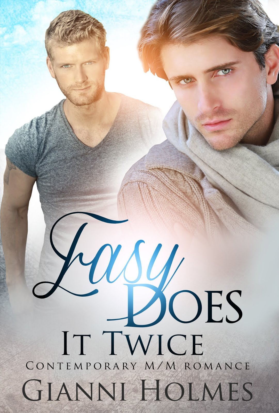 Easy Does It Twice by Gianni Holmes