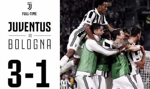 Juventus vs Bologna 3-1 Highlights