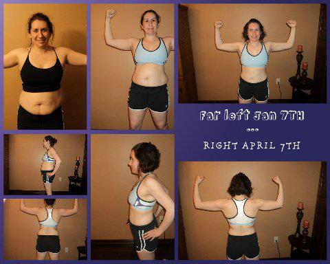 Deidra Penrose Turbo Fire Transformation Story By Stacey