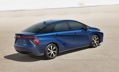 2018 Toyota Mirai Hydrogen Review, Release Date And Price