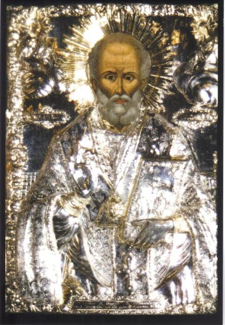 Ο Άγιος Νικόλαος ο Ναυπλιώτης και η θαυματουργή φανέρωση του στη Σάμο το1920