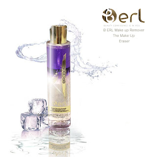 Make Up Remover B Erl Cosmetics - Make Up Eraser B Erl Cosmetics - Pembersih Wajah