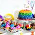 Ideen für eine tolle Einhorn / Regenbogen Party