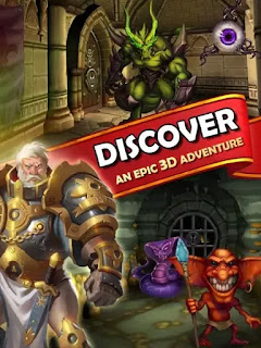Dowload Game Android Dungeon Monsters Apk v1.7.073 (Mod Money) Free
