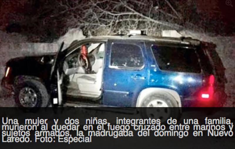 """Captura fallida de el ultimo líder """"Zeta"""" provocó sangrientos enfrentamientos en Tamaulipas"""