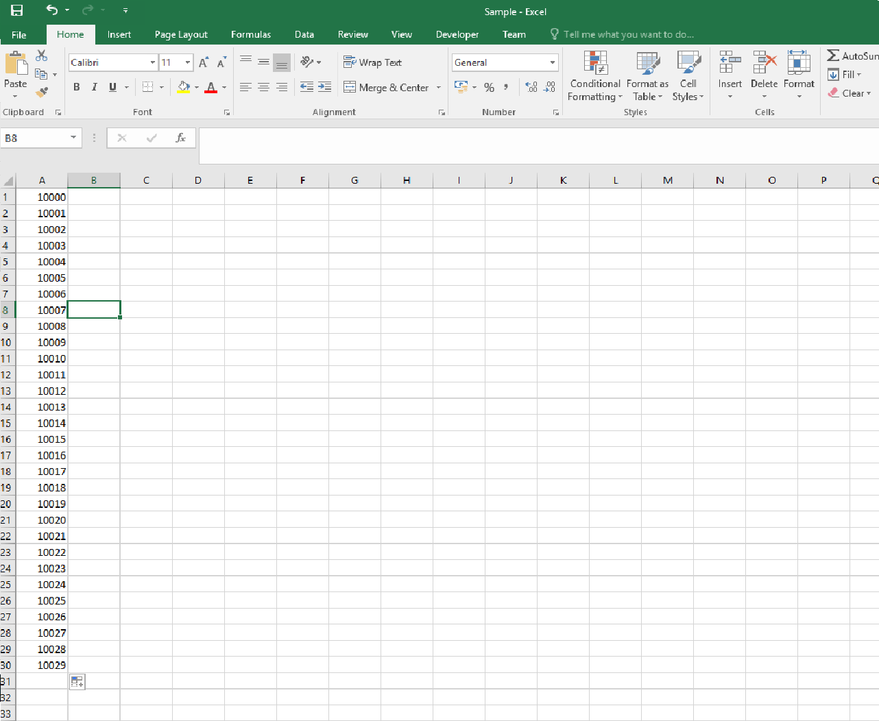 Madison : Python code to convert excel to html