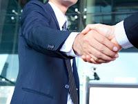 Membangun Kawan Bisnis Perusahaan