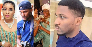 BBNaija: Actres, Lizzy Anjoring Reveals Who Tobi's Parents Are