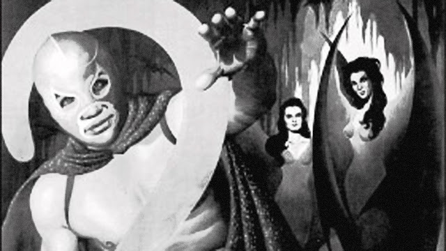 Santo contra las mujeres vampiro
