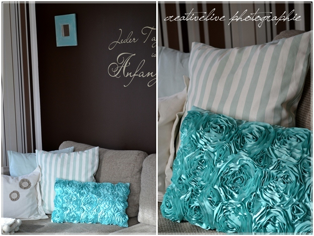 neue m bel und deko in t rkis creativlive. Black Bedroom Furniture Sets. Home Design Ideas