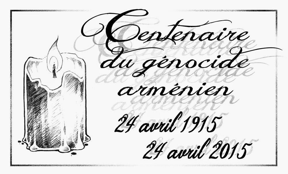 anniversaire génocide arménien