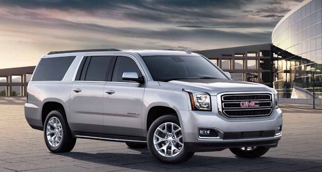 The 2016 GMC Yukon Won Best Family SUV