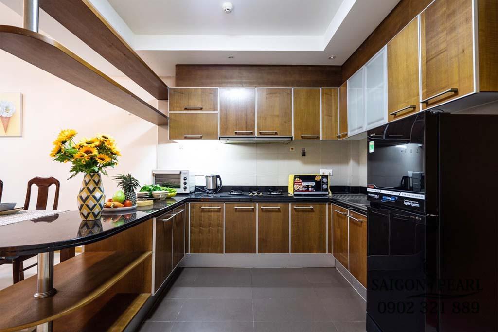 Căn hộ 2 phòng ngủ cao cấp Saigon Pearl cho thuê - 5