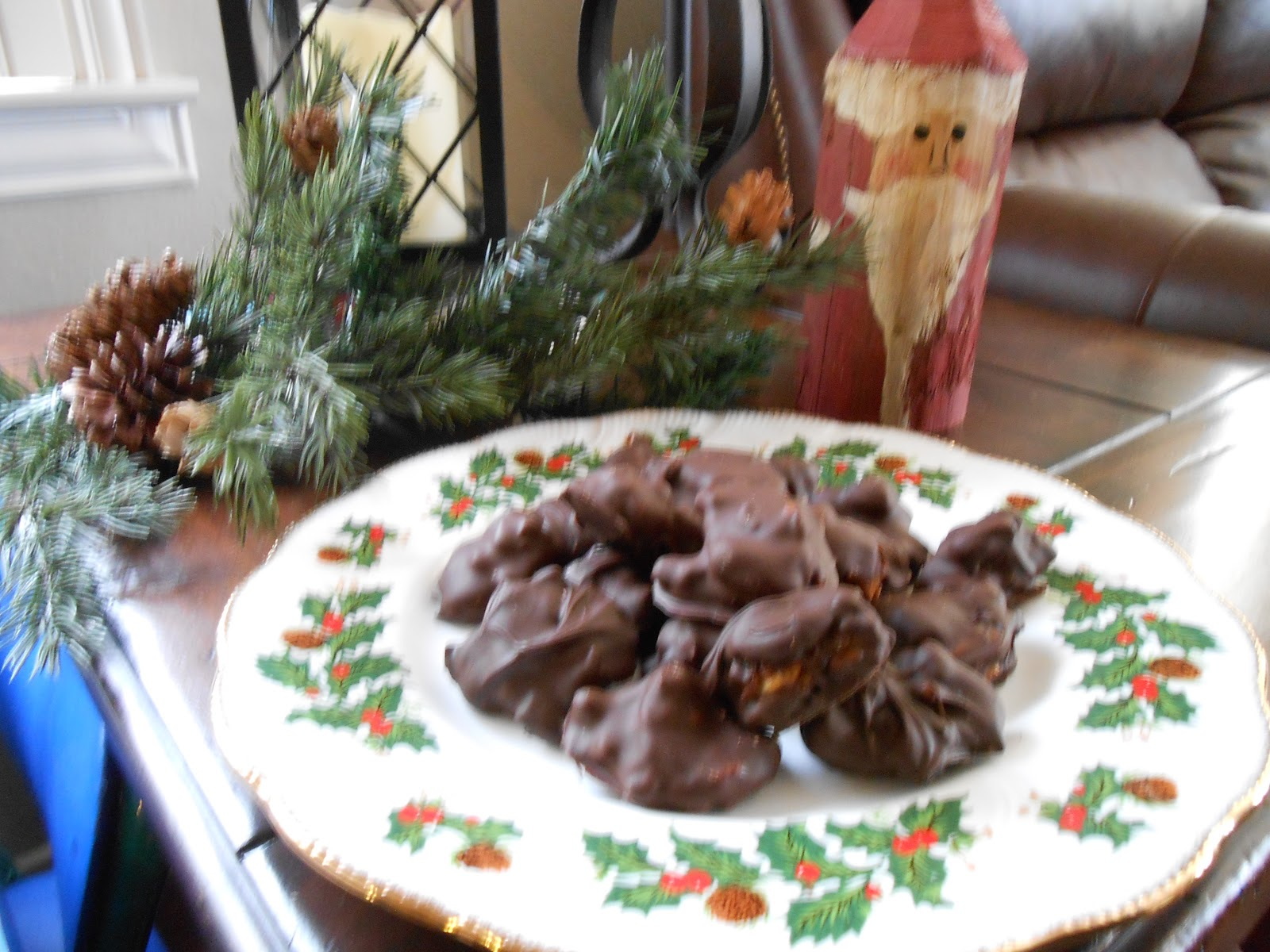 kitty s kozy kitchen  when i first started working at frito lay back in 1990 a dear lady shared this recipe me i enjoy making these yummy candies at christmas time