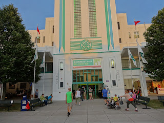 4-H building at the Minnesota State Fair