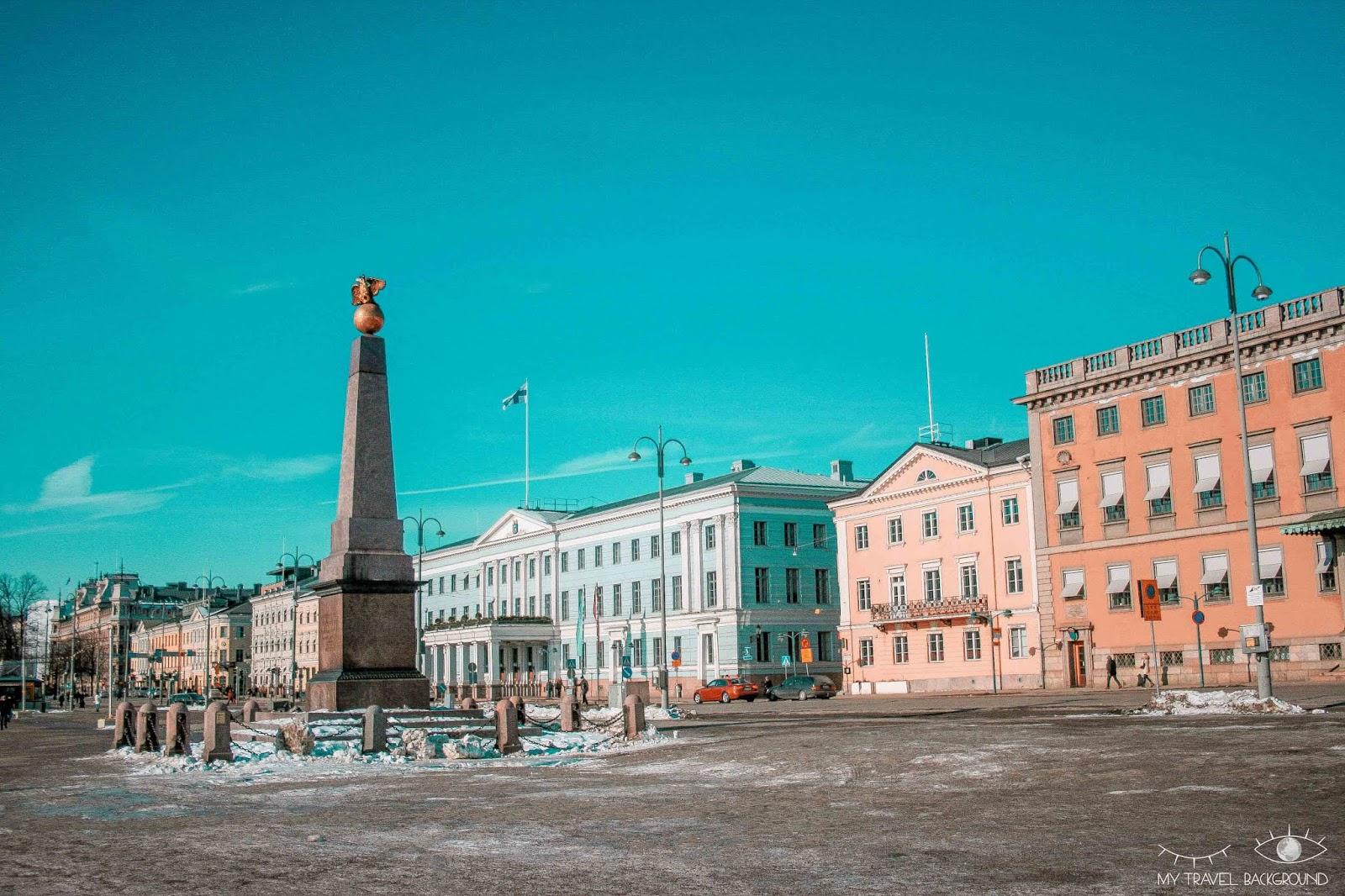 My Travel Background : 2 jours pour découvrir Helsinki, la capitale de la Finlande - Place du marché