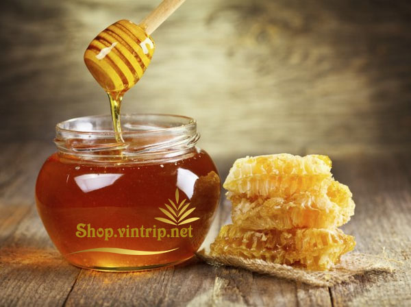 Mật ong thiên nhiên - linh đơn kéo dài thanh xuân