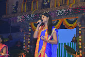 Ramya Behra At Om Namo Venkatesaya Audio launch-thumbnail-1