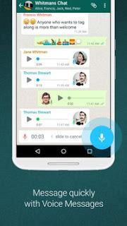 WhatsApp Messenger v2.16.230 APK Terbaru